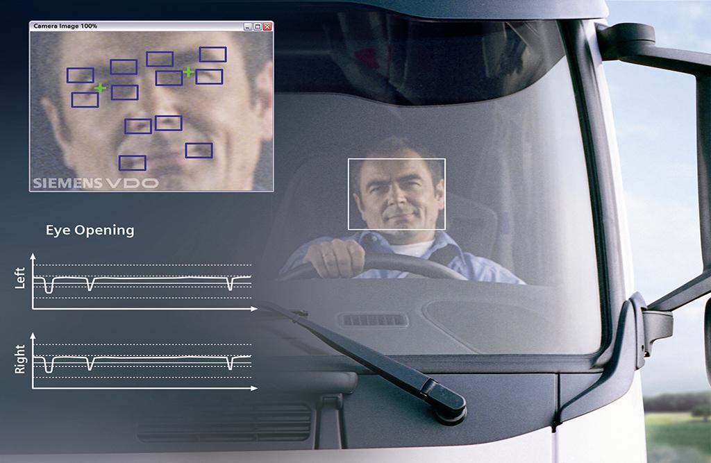 Hệ thống cảnh báo tài xế ngủ gật